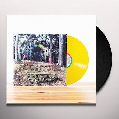 Actor-Caster Vinyl Record