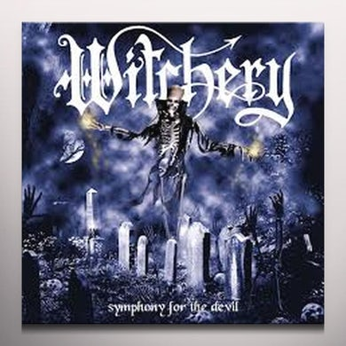 Witchery SYMPHONY FOR THE DEVIL Vinyl Record