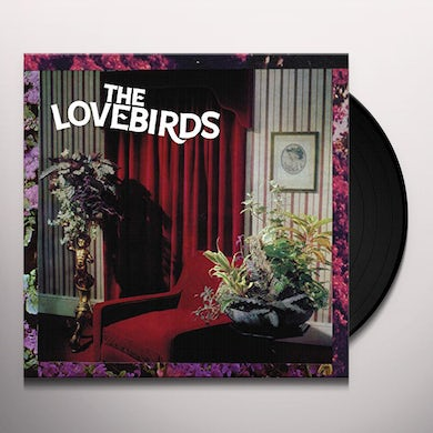 Lovebirds FILLED WITH HATE Vinyl Record