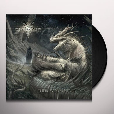 Contrarian THEIR WORM NEVER DIES Vinyl Record