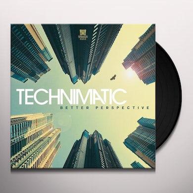 Technimatic BETTER PERSPECTIVE Vinyl Record