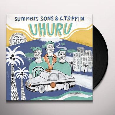 Summers Sons & C.Tappin UHURU Vinyl Record