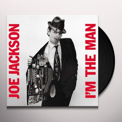 Joe Jackson I'M THE MAN Vinyl Record