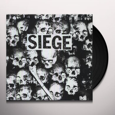 Siege Vinyl Record