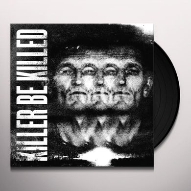 KILLER BE KILLED DOUBLE LP Vinyl Record