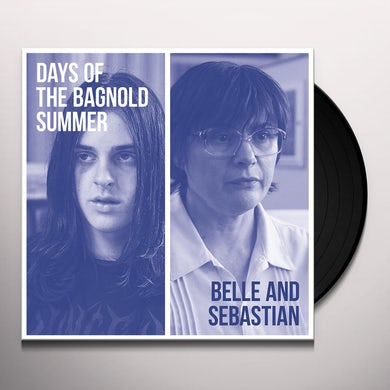 Belle and Sebastian DAYS OF THE BAGNOLD SUMMER Vinyl Record