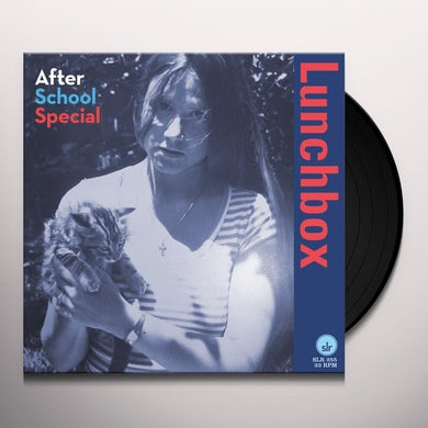 After School Special (Blue/White Marbled Vinyl Record