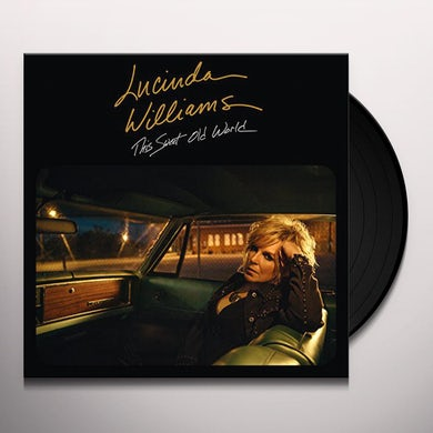 Lucinda Williams THIS SWEET OLD WORLD Vinyl Record