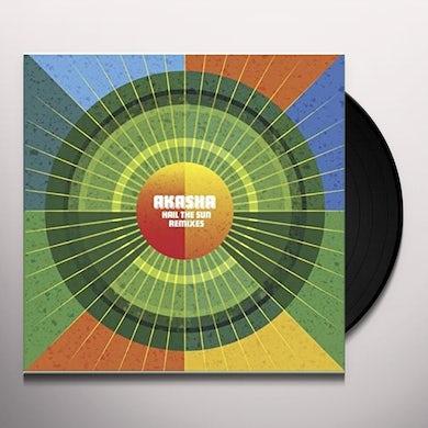 Akasha HAIL THE SUN - REMIX EP Vinyl Record