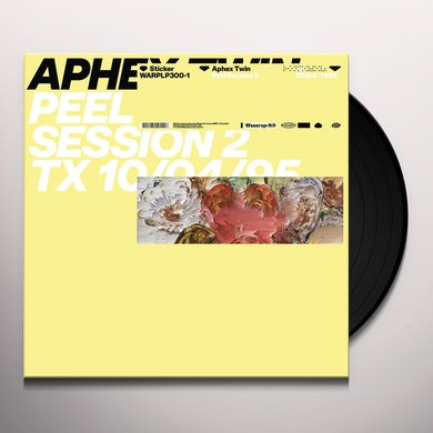 PEEL SESSION 2 Vinyl Record