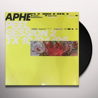 Aphex Twin PEEL SESSION 2 Vinyl Record