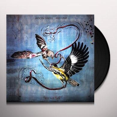 Jason Isbell HERE WE REST Vinyl Record
