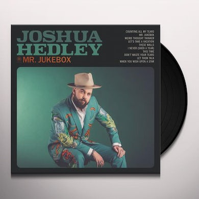 Joshua Hedley MR.JUKEBOX Vinyl Record