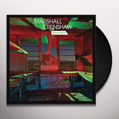 Marshall Crenshaw MOVE NOW Vinyl Record