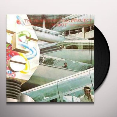 Alan Parsons Project I, Robot Vinyl Record