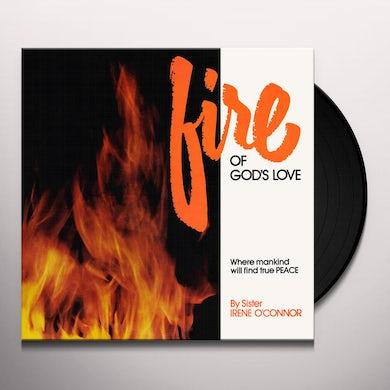 Sister Irene O'Connor FIRE OF GOD'S LOVE Vinyl Record