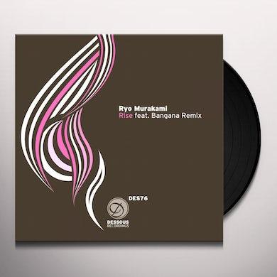 Ryo Murakami RISE Vinyl Record