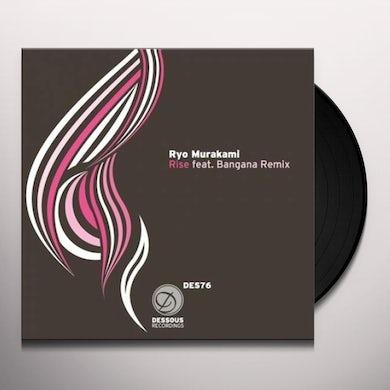 Ryo Murakami RISE (BANGANA REMIX) Vinyl Record