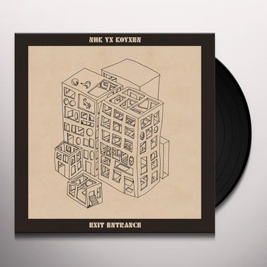 Exit Entrance Vinyl Record