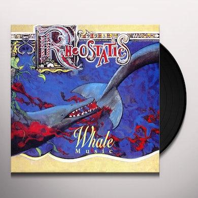 Rheostatics WHALE MUSIC Vinyl Record