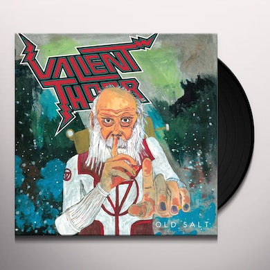 Valient Thorr OLD SALT Vinyl Record
