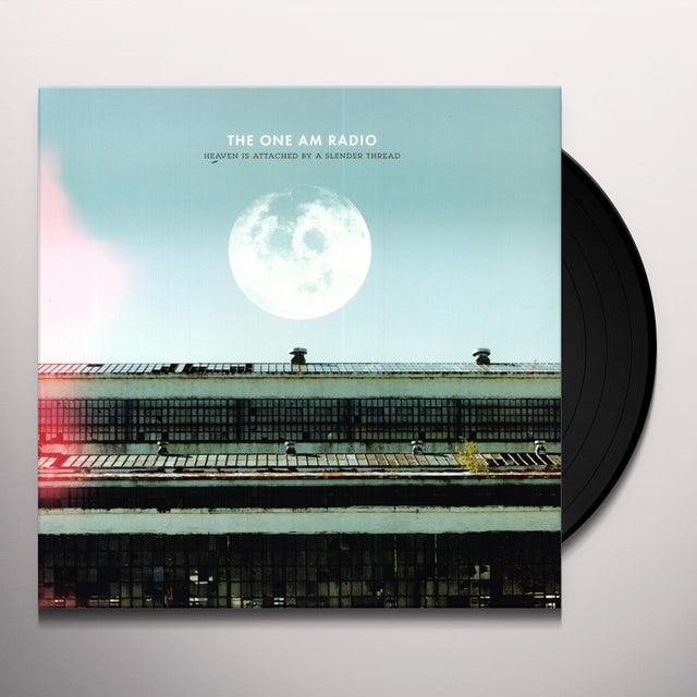 One Am Radio HEAVEN IS ATTACHED BY A SLENDER THREAD Vinyl Record