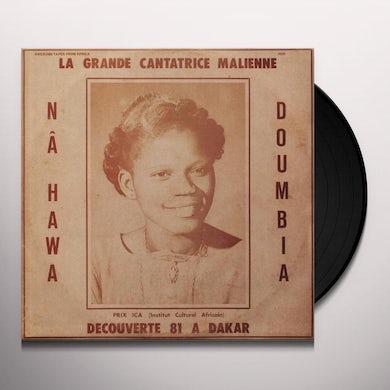 Nahawa Doumbia LA GRANDE CANTATRICE MALIENNE VOL. 1 Vinyl Record