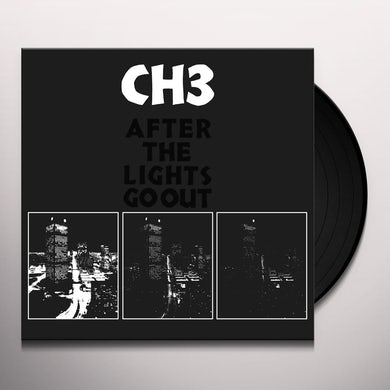 AFTER THE LIGHTS GO OUT Vinyl Record