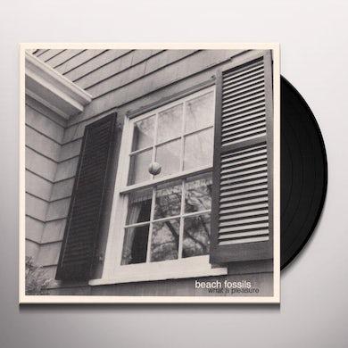 WHAT A PLEASURE Vinyl Record