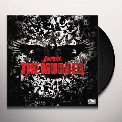 Boondox MURDER Vinyl Record