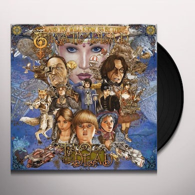 ...And You Will Know Us by the Trail of Dead TAO OF THE DEAD Vinyl Record
