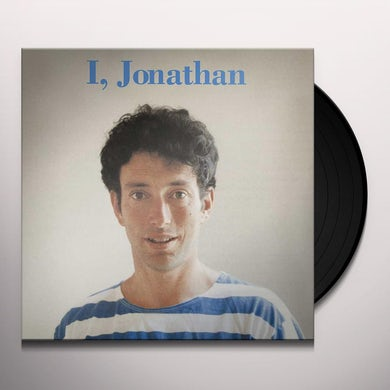 Jonathan Richman I, Jonathan (LP) Vinyl Record