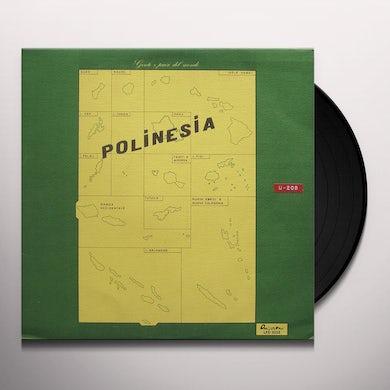 Piero Umiliani POLINESIA Vinyl Record