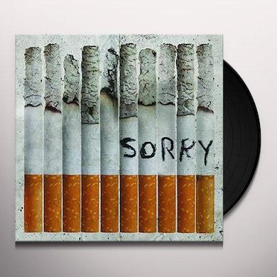 totally unicorn SORRY Vinyl Record