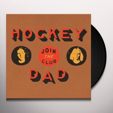 Hockey Dad JOIN THE CLUB / PURPLE SNEAKERS Vinyl Record