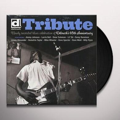 TRIBUTE DELMARK'S 65TH ANNIVERSARY / VARIOUS Vinyl Record