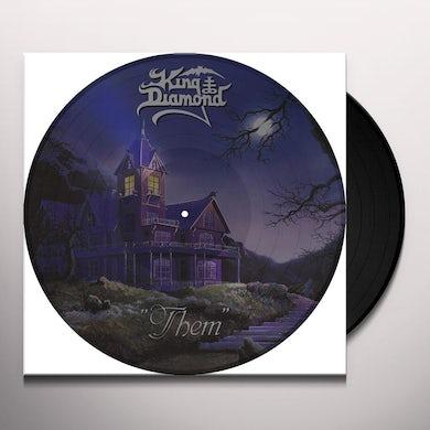 King Diamond THEM Vinyl Record