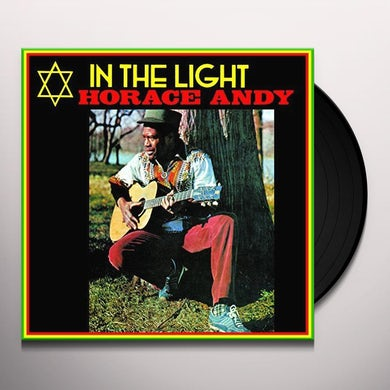 Horace Andy IN THE LIGHT Vinyl Record
