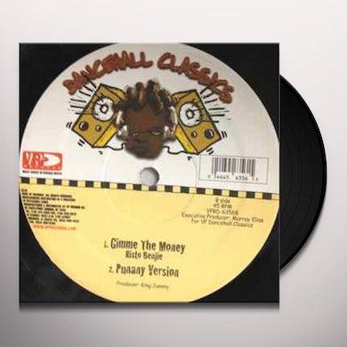 Admiral Bailey PUNANY Vinyl Record