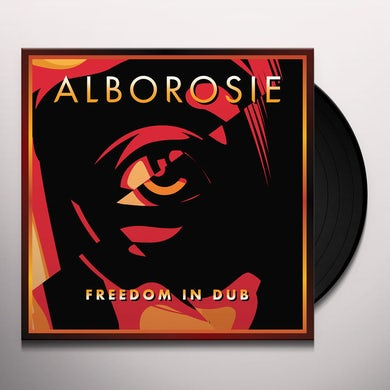 Alborosie FREEDOM IN DUB Vinyl Record