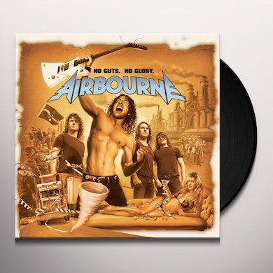 Airbourne NO GUTS. NO GLORY Vinyl Record