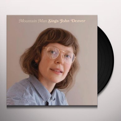 Mountain Man SINGS JOHN DENVER Vinyl Record