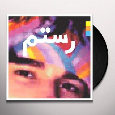 ROSTAM HALF-LIGHT Vinyl Record