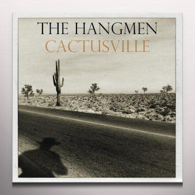 The Hangmen CACTUSVILLE Vinyl Record