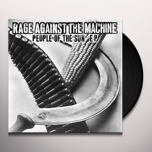 Rage Against The Machine PEOPLE OF SUN Vinyl Record