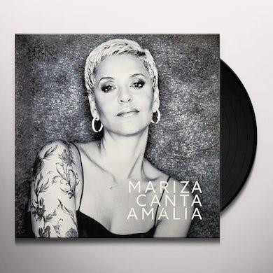 Mariza SINGS AMELIA Vinyl Record