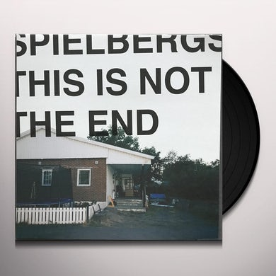 Spielbergs THIS IS NOT THE END Vinyl Record