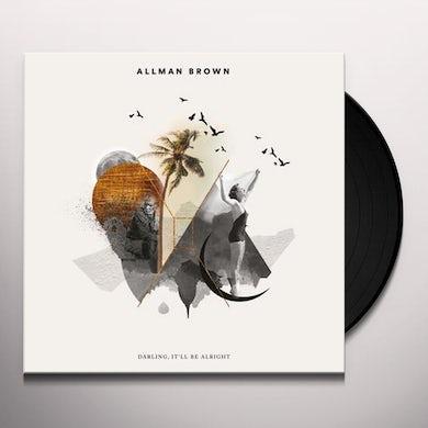 Allman Brown DARLING IT'LL BE ALRIGHT Vinyl Record