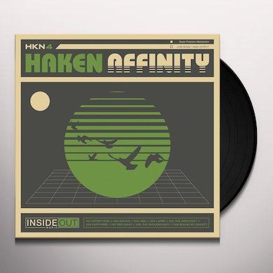 Haken AFFINITY (VINYL RE-ISSUE 2021) Vinyl Record