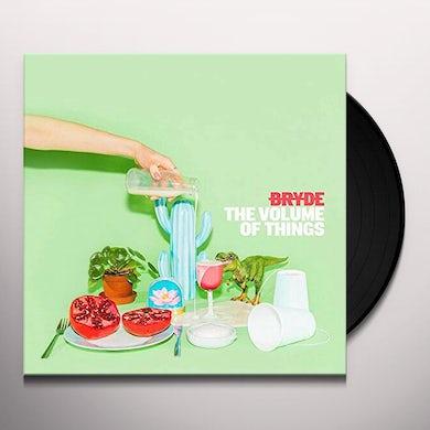 VOLUME OF THINGS Vinyl Record